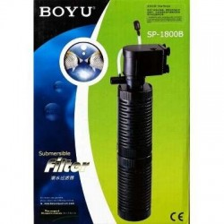 Boyu filtro sp-1800b 700l/h