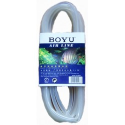 Tubo flexible  4x6mm silicona (3) boyu