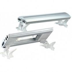 Pantalla plata+soportes pl 100cm 55wx2
