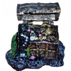 Cofre del tesoro 11x8 by