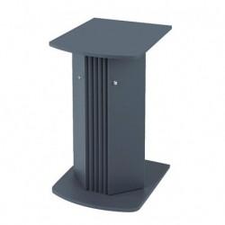 Mesa madera  40,5x45x70cm tls-450 negra  by