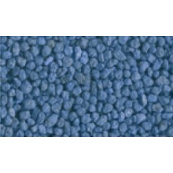 Grava color  2.5k 2-3mm  turquesa prodac