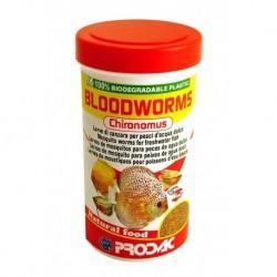 Prodac chironomus liof.100ml 7g larvas mosquito