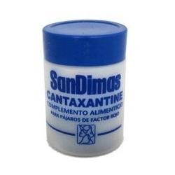 Cantaxantine 10gr.