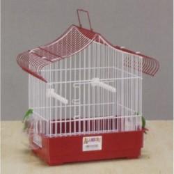 Jaula pájaro nº22 plegable 30x20x33cm