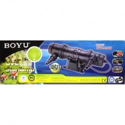 Boyu filtro ultraviolet uvc-24 pl24w 1500l