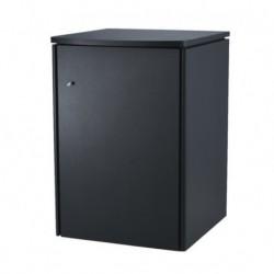 Mesa madera  52x57x70cm hs-60az negra  by
