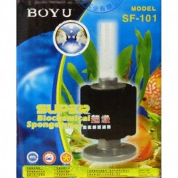 Boyu filtro esponja sf-101