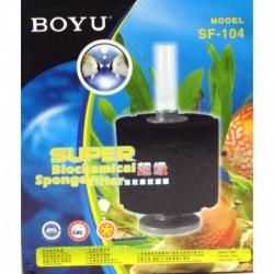Boyu filtro esponja sf-104