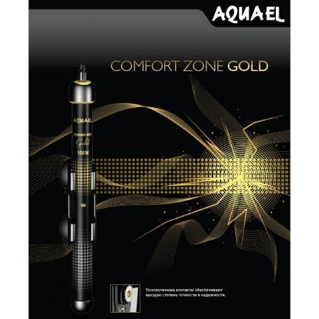 Aquael termocalentador gold  75w