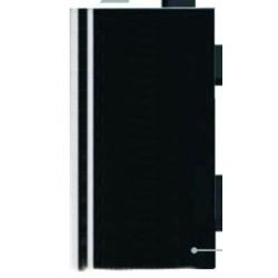 Mesa madera puertas aludekor 120/150  negra (2)