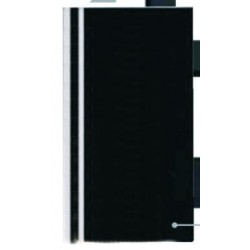 Mesa madera puerta  aludekor 60 negra (1)