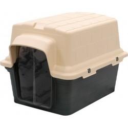 Caseta perro plastico 60x46x43 xs