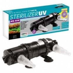 Aquael filtro ultravilet as-5w para unimax 150