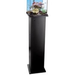 Mesa madera  30x30x111cm negra nano reef aquael