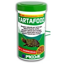 Gammarus tartafood prodac   100ml 10gr
