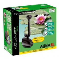 Aquael bomba estanque aquajet pfn-10000  9000l/h