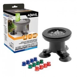 Aquael airlights led 1w cuatricolor