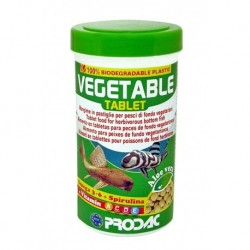 Prodac vegetable tablet 250ml 160g