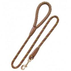 Ramal nylon redondo 13mm x 120cm  marron arppe