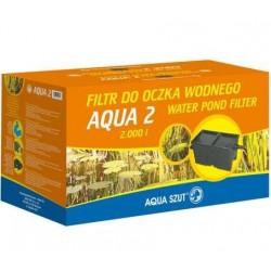 Aquael filtro estanque aqua szut 2000l