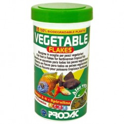 Prodac vegetable flakes 250ml 50g