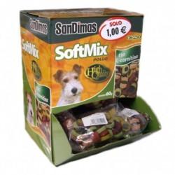 Golosina softmix pollo (x40) sd