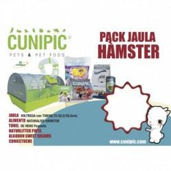 Cunipic jaula hamster 51x32,5x35,5cm