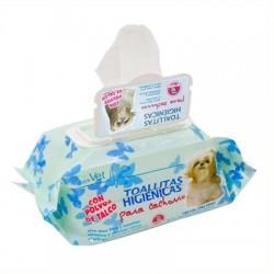 Toallitas higienicas 20x18cm (100) arppe