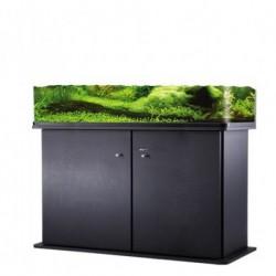 Mesa madera 120x30x70cm eat-120e negra   by
