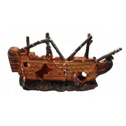 Barco dos mitades 25x6,5x12,5cm duvo