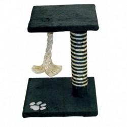 Poste gato+piso+cuerda 35x35x44cm duvo