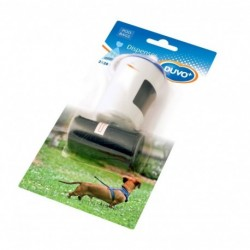 Recogedor higienico tubo +2 recambio duvo