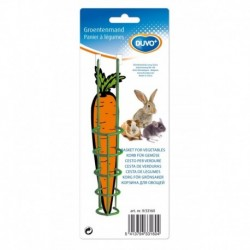 Soporte verduras 17x3,5x4cm duvo