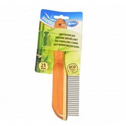 Peine bambu paso ancho 8cm duvo