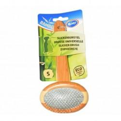Cepillo bambu carda pequeño duvo