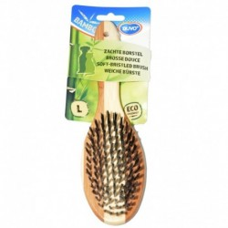 Cepillo bambu cerdas nylon grande duvo