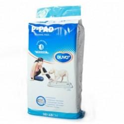 Empapadores Puppy trainer micciones recambio duvo m 45x30 (30)