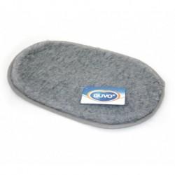 Colchoneta lana fina para cama plastico 78x56cm