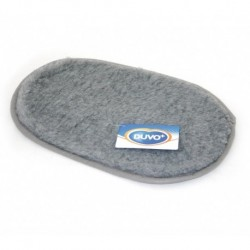 Colchoneta lana fina para cama plastico 90x63cm
