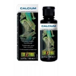 Exoterra calcio liquido con magnesio 120ml