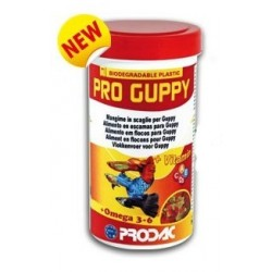 Prodac pro guppy 250ml 50g