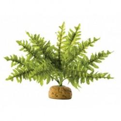 Exoterra planta plastico helecho 15cm