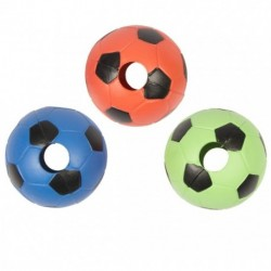 Pelota goma futbol mix 8cm