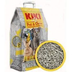 Kiki lecho vegetal de papel pet&clean 10l