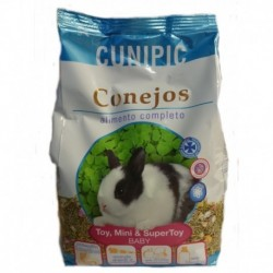 Cunipic toy, mini & supertoy baby 2,5kg