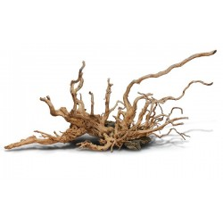 Madera natural sunken root piezas grandes 1 kilo