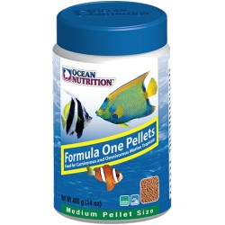 Ocean n. marine pellet formula one medium 400gr