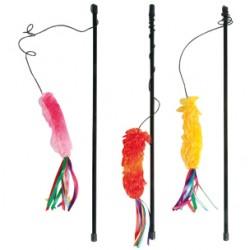 Caña pescar felpa suave 50.5cm