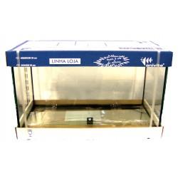 Marco 62x31x36 70l+tapa cristal linea tienda